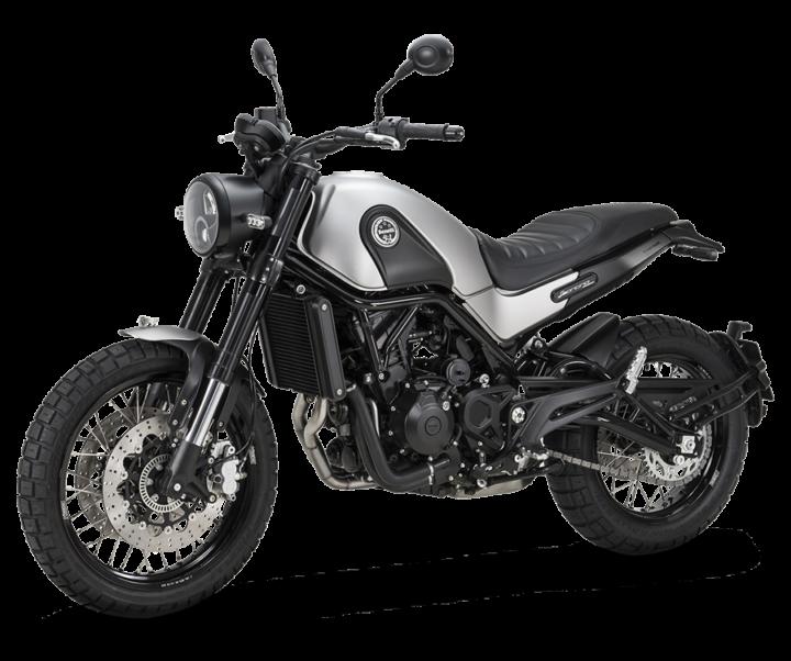Benelli Leoncino 800 › Motorcycles.News - Motorcycle-Magazine