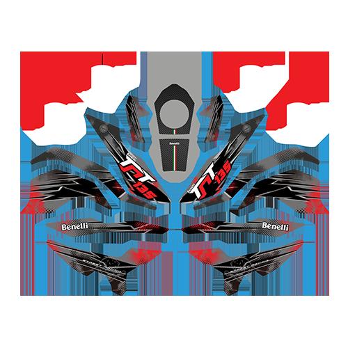 Sticker Kit – Red